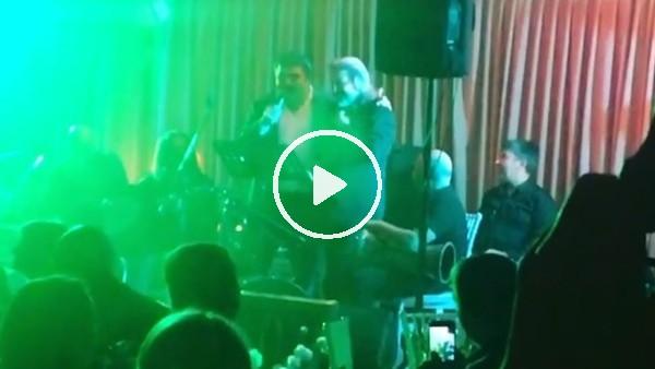 'Aziz Yıldırım'ın doğum gününde Ümit Özat'tan türkü şov
