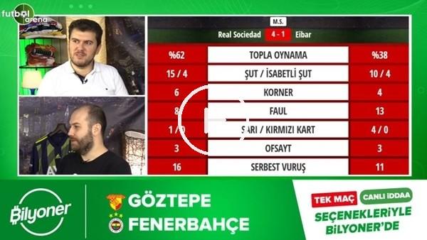 'Göztepe  - Fenerbahçe maçı Bilyoner'de!