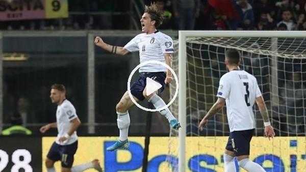 'İtalya 9-1 Ermenistan (Maç özeti)