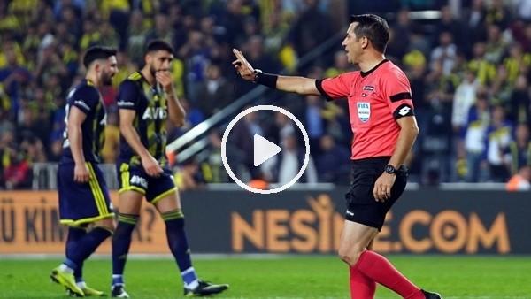'Ali Palabıyık, Fenerbahçe - Kasımpaşa Maçını Nasıl Yönetti? Penaltı Kararları Doğru mu?