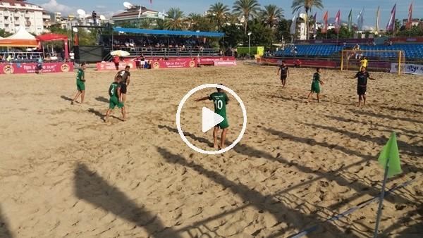 Plaj Futbolu Ligi Türkiye Finalleri