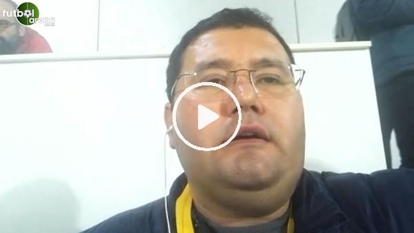 'Göztepe - Fenerbahçe maçından notlar