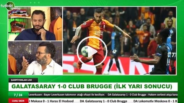 """'Memed Toygar: """"Galatasaray'ın biraz hücum etmesi lazım"""""""