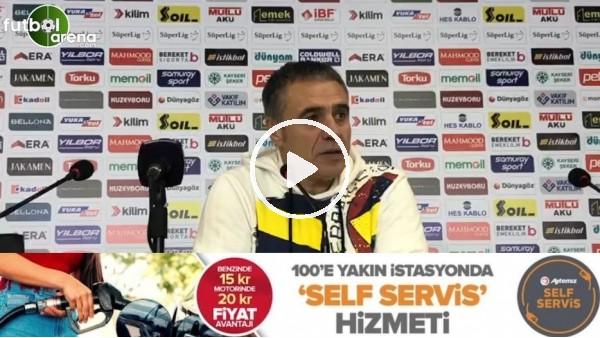 """Ersun Yanal: """"Şampiyon Fenerbahçe olacak"""""""