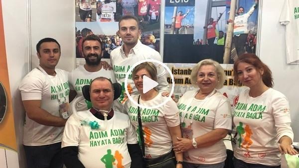 'Mert Günok'tan ALS MNH Derneği'ne destek