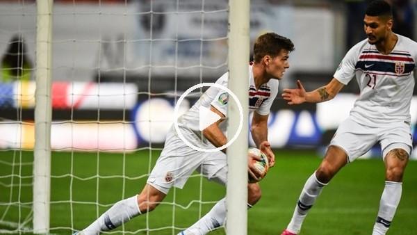 ' Alexander Sörloth'tan 2 gol birden