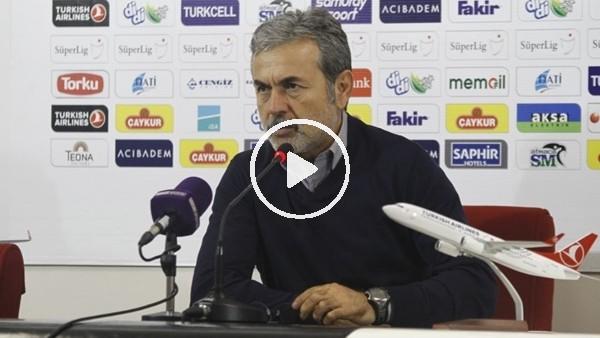 """'Aykut Kocaman'da istifa sinyali! """"Konyaspor'a zarar verme lüksümüz yok"""""""