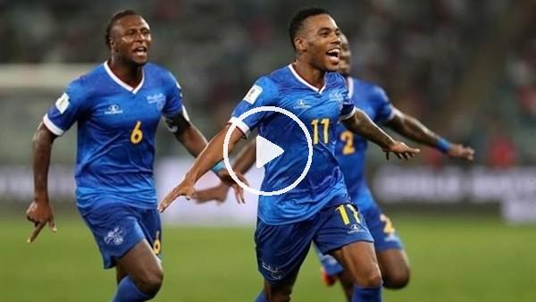 'Garry Rodrigues'in milli formayla attığı gol