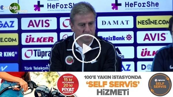 """'Hamza Hamzaoğlu: """"Ferdi Kadıoğlu ve onu bulanları tebrik ediyorum"""""""