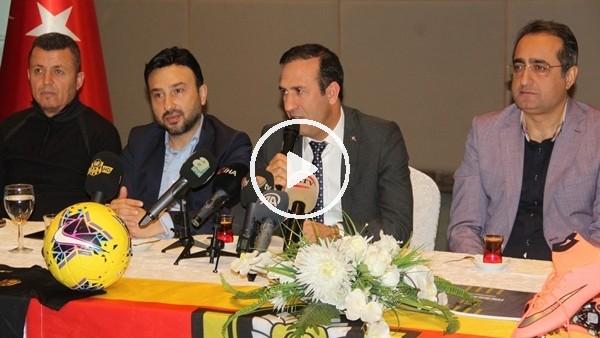 'Adil Gevrek, Futbol Köyü projesi için destek istedi