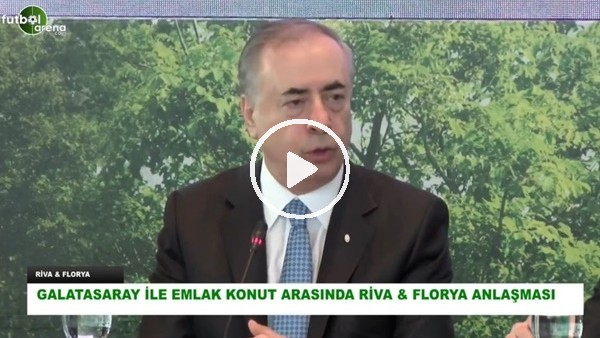 """'Mustafa Cengiz: """"Florya bizim evimiz, mabedimiz. Kazandırılması çok büyü bir hizmet"""""""