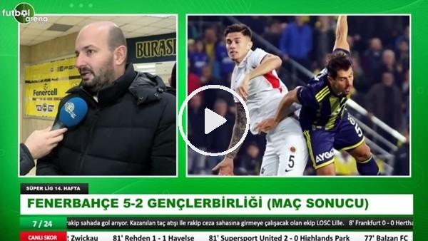 """'Senad Ok: """"Fenerbahçe hücum anlamında tek kanatla oynuyor"""""""