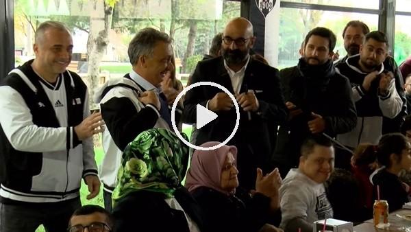 Ahmet Nur Çebi'den Engelliler Günü'nde özel ziyaret