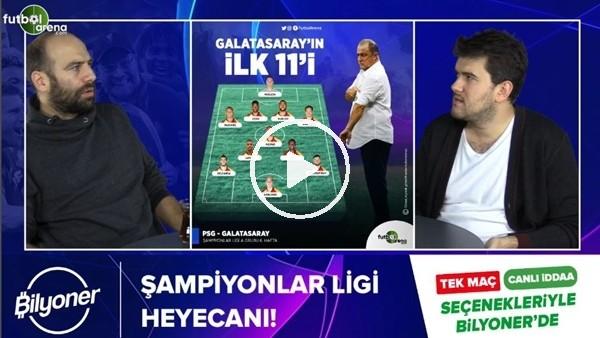 'PSG - Galatasaray maçının heyeanı Bilyoner'de!