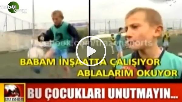 'Serkan Asan'ın yıllar önce verdiği röportaj