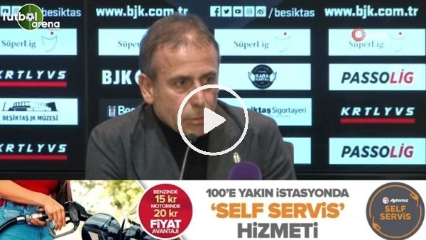 """'Abdullav Avcı: """"5 maçla antrenörlüğümü tartışmayın dedim, yüz kızartıcı suç işlemiyoruz"""""""