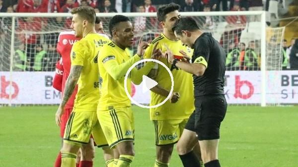 'Ali Palabıyık, Sivasspor - Fenerbahçe maçını nasıl yönetti?