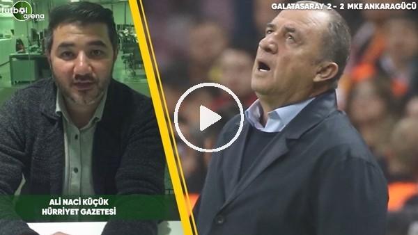 'Galatasaray 2-2 Ankaragücü #KareAs