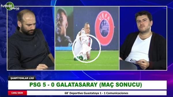 """'Sinan Yılmaz: """"Koskoca Galatasaray'ın 2 tane antrenman sahası var, bu nankörlük"""""""