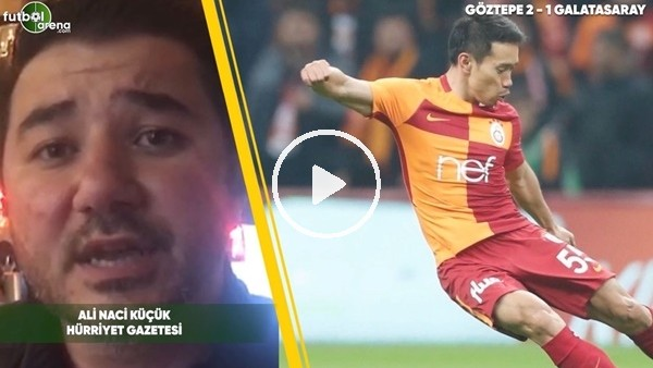 Göztepe 2-1 Galatasaray #KareAs
