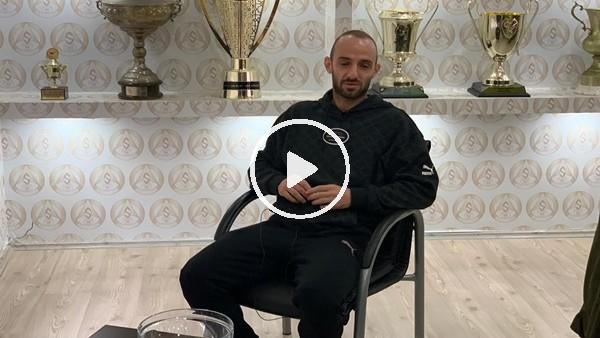 """Efecan Karaca: """"Beni en çok zorlayan futbolcu Nagatomo'ydu ama şimdi Hasan Ali"""""""