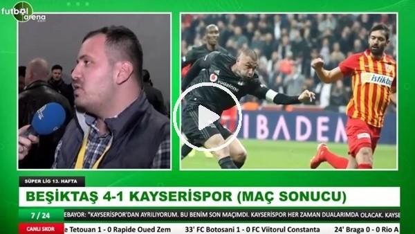 """'Abdulkadir Paslıoğlu: """"Kayserisporlu futbolcular iyi bir direnç ortaya koyamadı"""""""