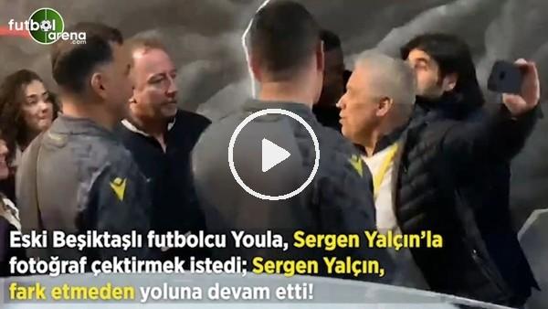 'Sergen Yalçın, Youla'yı fark etmedi