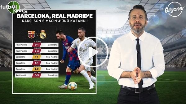 'Barcelona - Real Madrid maçının heyecanı Bilyoner'de (18 Aralık 2019)