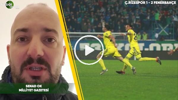Çaykur Rizespor 1-2 Fenerbahçe #KareAs