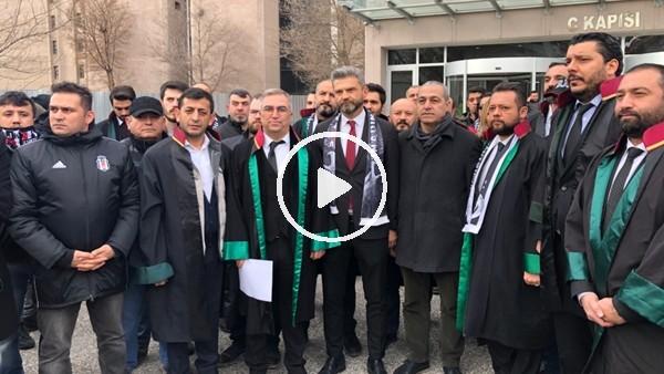 Beşiktaşlı taraftarlardan derbi hakemleri hakkında suç duyurusu