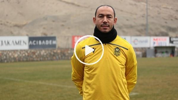 'Yeni Malatyaspor'un yeni transferi Umut Bulut'tan iddialı sözler