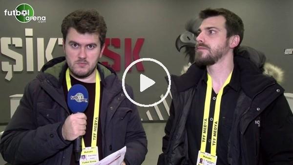 'Beşiktaş - Yeni Malatyaspor Analizi | Abdullah Avcı vs Sergen Yalçın Taktik Savaşı