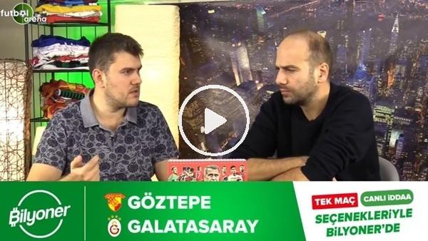 Göztepe - Galatasaray maçının heyecanı Bilyoner'de