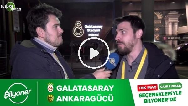 'Galatasaray - Ankaragücü maçının heyecanı Bilyoner'de!