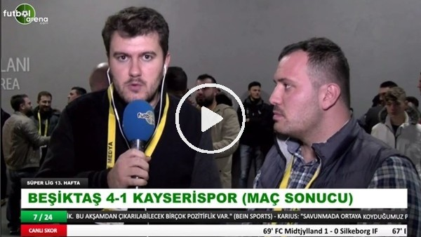 """'Sinan Yılmaz: """"Abdullah Avcı bir tek Ljajic'i kazanmakta zorlanıyor herhalde"""""""