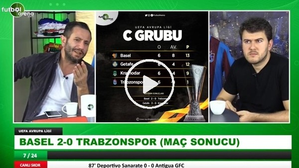 "'Aydın Cingöz: ""Galatasaray'dan sonra Trabzonspor'da Avrupa'da küme düştü"""
