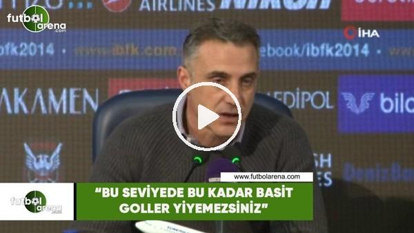 """'Tayfur Havutçu: """"Bu seviyede bu kadar basit goller yiyemezsiniz"""""""