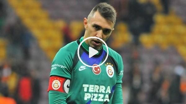 'Aytemiz ile haftanın futbolcusu Muslera seçildi