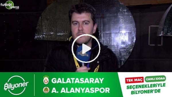 'Galatasaray - Aytemiz Alanyaspor maçı Bilyoner'de!