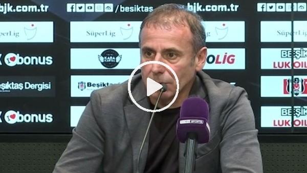 'Abdullah Avcı ve Hamza Hamzaoğlu'nun maç sonu açıklamaları