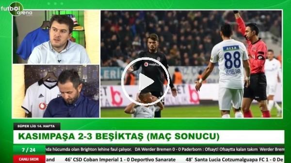 """Sinan Yılmaz: """"Beşiktaş'ın kadrosu kısır, takviyelere ihtiyaç var"""""""