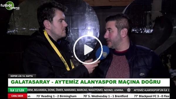 """'Ali Naci Küçük: """"Galatasaray şampiyonluk yarışında olmak istiyorsa bugün kazanmak zorunda"""""""