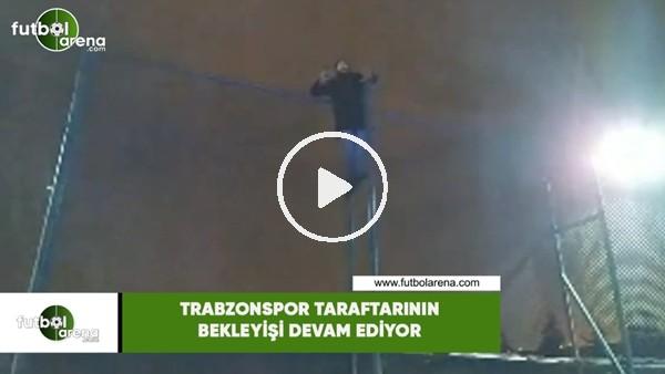 Trabzonspor taraftarının bekleyişi devam ediyor