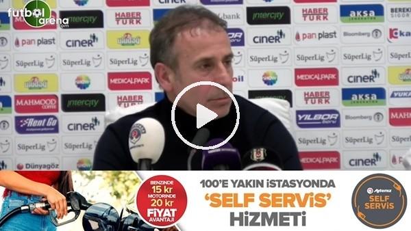 """'Abdullah Avcı: """"Beşiktaş duygusu, tarihi ve genetiği şampiyonluk ister"""""""