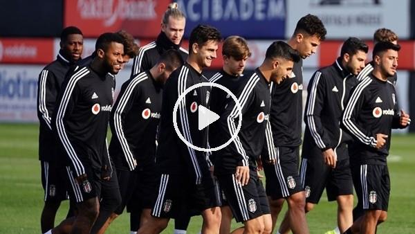 'Beşiktaş, Wolverhampton maçına hazır