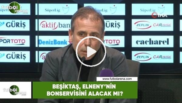 'Beşiktaş, Elneny'nin bonservisini alacak mı?