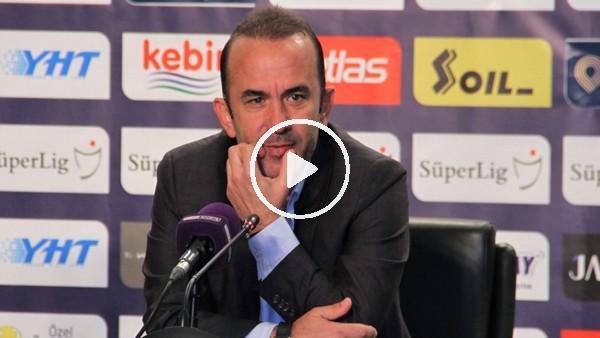 """'Mehmet Özdilek: """"İkinci yarı 2-1'den sonra fişi çekebilirdik"""""""