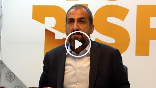 Kayserispor Basın Sözcüsü Mustafa Tokgöz'den açıklamalar