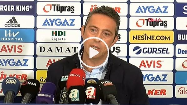 'Ali Koç'tan Trabzonspor, Ahmet Ağaoğlu ve Trabzon Belediye Başkanı hakkında olay sözler