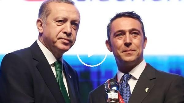 'Ali Koç, Cumhurbaşkanı Erdoğan ile yaptıkları toplantının detaylarını anlattı